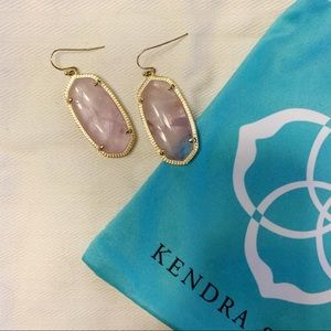 Kendra Scott Dani Earrings in Amethyst Purple